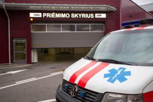 Santariškių klinikų medikai išgelbėjo merginą: pašalintas 1,3 kg svorio auglys