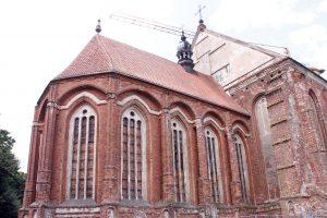 Šv. Jurgio Kankinio bažnyčia siūlo nepraleisti unikalios galimybės