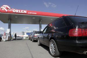 """""""Orlen"""" toliau išlieka didžiausia Baltijos šalių bendrove"""