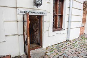 Prieš Keramikos muziejaus uždarymą – dar viena paroda