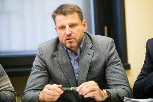 Socialdemokratai riejasi dėl Kauno lyderio posto