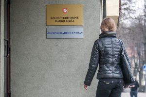 Kauno darbo biržoje – daugiau nei 28 tūkst. bedarbių