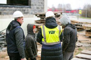 Kovai su nelegaliu darbu – daugiau galimybių VMI ir Darbo inspekcijai