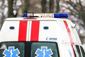Pėsčiųjų perėjoje sužalota 20-metė mergina