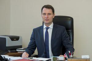 Atsistatydino vidaus reikalų viceministras E. Jankevičius