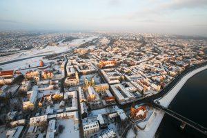 Kauno architektūra įtraukta į preliminarųjį UNESCO paveldo sąrašą