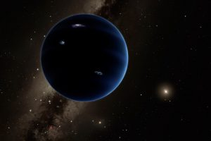 Ar egzistuoja devintoji planeta?