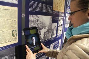 IX forto muziejuje – nauja ekspozicija nužudytiems žydams atminti