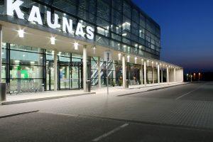 Kauno oro uoste prasidėjo iki vasaros truksianti rekonstrukcija