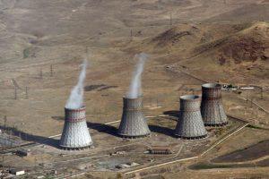Armėnija nusprendė uždaryti neveikiantį branduolinės jėgainės reaktorių