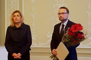 B. Savukyno premija – literatūrologui M. Kvietkauskui