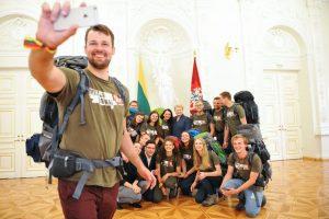 Rusus sugraudino lietuvių pasiaukojimas