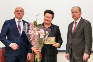 Kauno miesto mokslininko premijos įteiktos dviem profesoriams