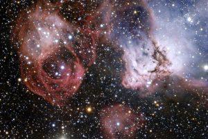 Didžiojo Sprogimo metu visos Visatos jėgos veikė išvien