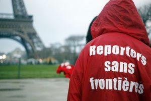 Šiemet visame pasaulyje buvo nužudyti 57 žurnalistai