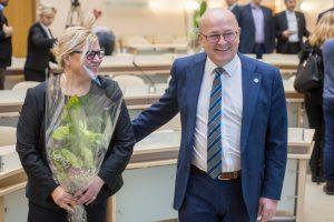 Socialdemokratai nustebę: naująja Kauno vicemere tapo R. Šnapštienė