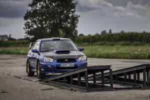 Svajonė apie rekordą: automobiliu skris į tolį