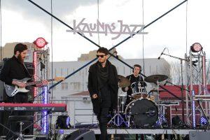 """Prasidėjo festivalio """"Kaunas Jazz"""" koncertų maratonas"""