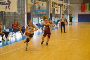 Abi Lietuvos 18-mečių krepšinio rinktinės žengia pergalingai