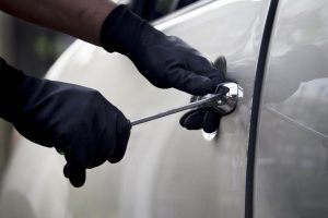 """Uostamiestyje pavogtas """"Volkswagen Touran"""" ir dokumentai"""