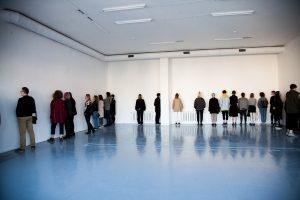 Smagusis šeštadienis galerijų savaitgalį