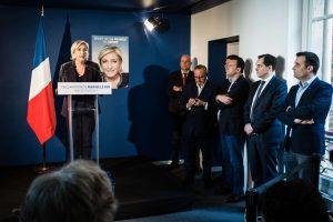 Narystė ES tapo vienu svarbiausių klausimų Prancūzijos prezidento rinkimuose