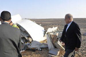Egipto prezidentas džihadistų pareiškimą apie numuštą lėktuvą vadina propaganda