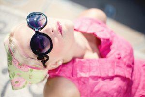 Vėžys ant akių vokų – nuo saulės