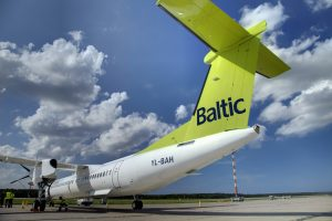 """""""airBaltic"""" skraidins aštuoniais naujais maršrutais"""