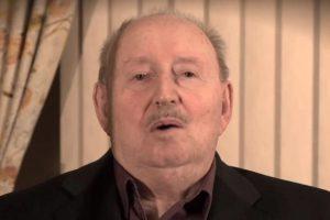Mirė A. Peckas, patyręs devynių koncentracijos stovyklų siaubą