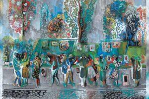 V. Kasiulis – lietuviškasis P. Picasso?