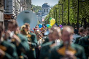 Kaunas nelaukia: pasirengimas Valstybės atkūrimo šimtmečiui prasidėjo