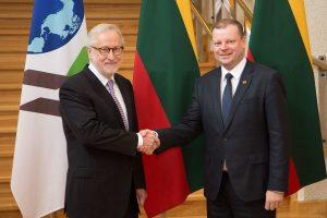 EBPO atstovas: Lietuvai būtina užtikrinti skaidrumą valstybinėse įmonėse