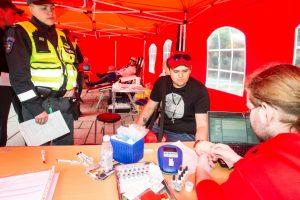Kauniečiai raginami tapti neatlygintinais kraujo donorais