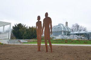 Botanikos sodas kuria meilės legendą