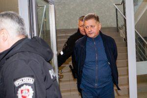 Apeliacinio teismo teisėjas V. Bavėjanas lieka suimtas
