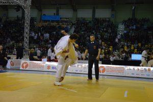 Lietuvos kiokušin karatė kovotojams – naujas iššūkis