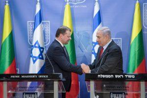 Izraelio premjeras prašo perkelti Vilniaus Gaoną į Jeruzalę, Lietuva nesutinka