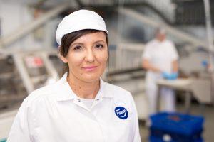 Moteris apie darbą vyriškoje srityje: reikia būti puse galvos aukščiau
