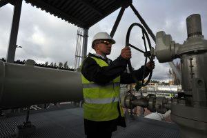 """D. Grybauskaitė: """"Nordstream"""" plėtra – ES energetikos politikos """"šrioderizacija"""""""