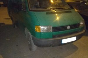 Pasvalio apylinkėse sulaikytas baltarusiškas cigaretes gabenęs vyras