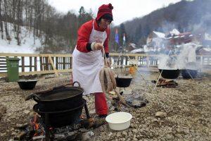 Rumunija turistus vilioja išsaugotomis tradicijomis