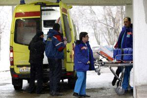 Rusijoje per turistinio autobuso avariją žuvo trys žmonės, 11 sužeisti