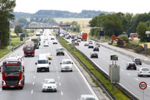 Vokietija svarsto privatizuoti automagistrales