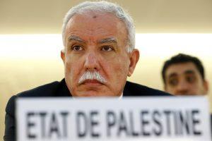 Palestiniečiai svarsto atidaryti ambasadą Vilniuje