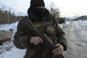 V. Putinas ir P. Porošenka aptarė apsikeitimą belaisviais