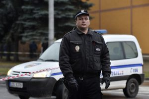 Prahoje sulaikytas kibernetinėmis atakomis JAV įtariamas rusas