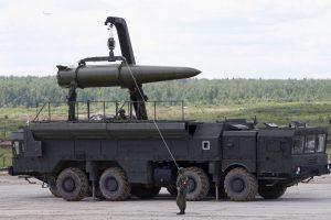 Rusija Karaliaučiaus srityje gali dislokuoti daugiau raketų