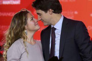 Kanados premjero žmona Moters dieną nori pagerbti ir vyrus