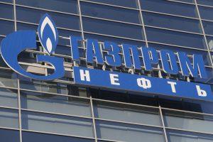 """Suka galvas, kaip išieškoti rekordinę baudą iš """"Gazprom"""""""
